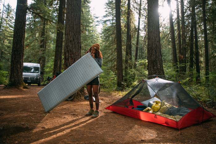 Therm-a-Rest NeoAir Topo Pad
