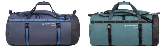 Backcountry All Around 10L duffel