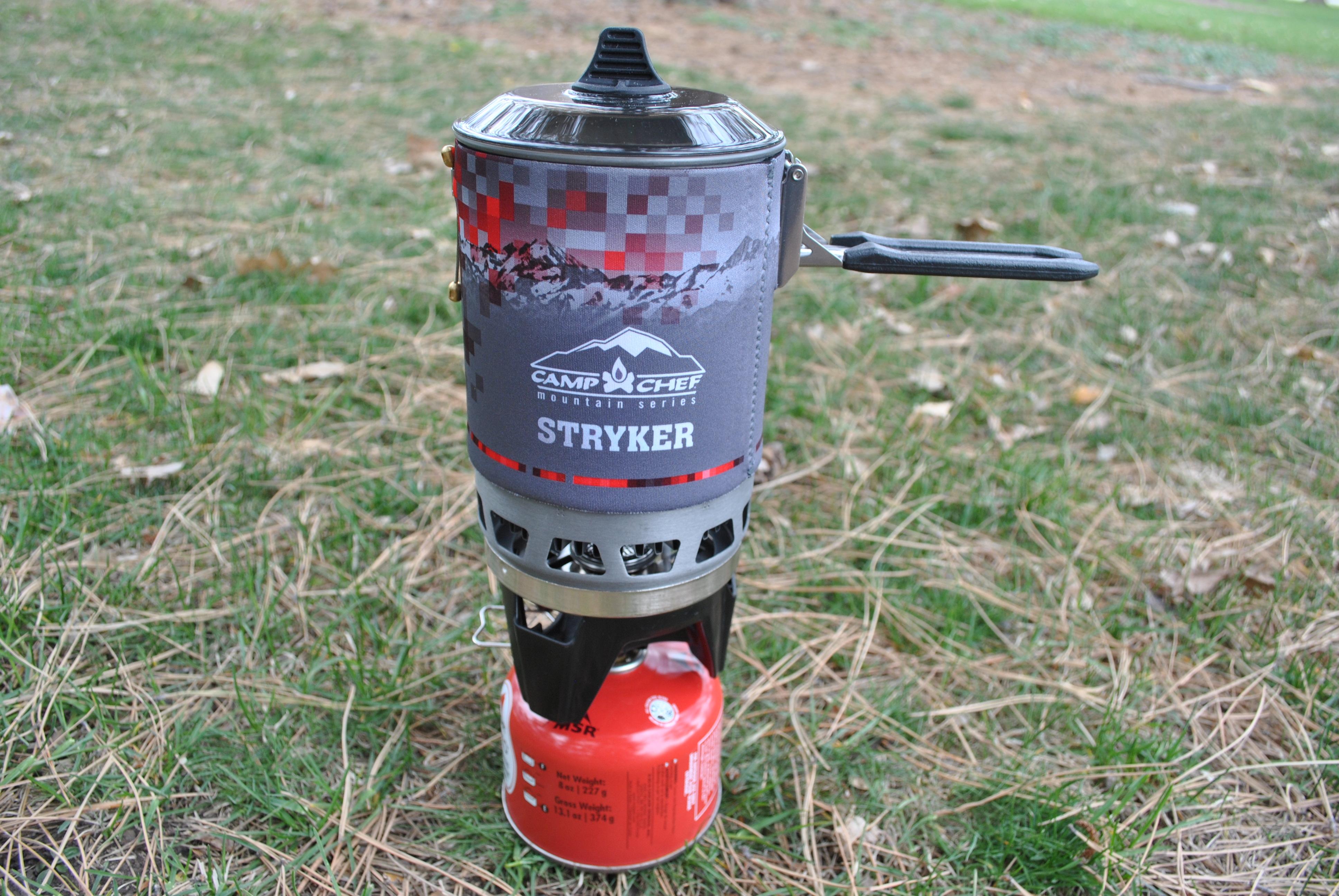 CampChef Stryker