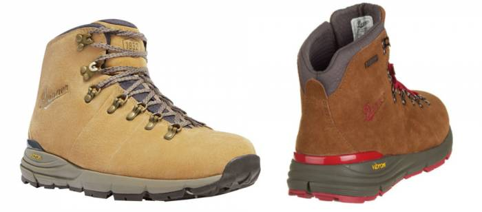 Danner 600 mountain hiking boot