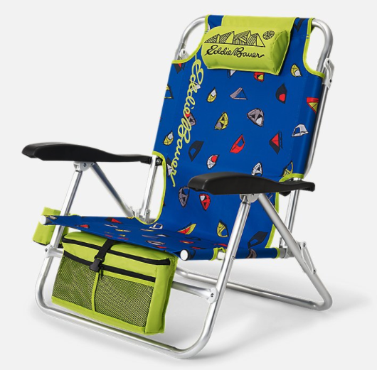 Eddie Bauer backpack chair