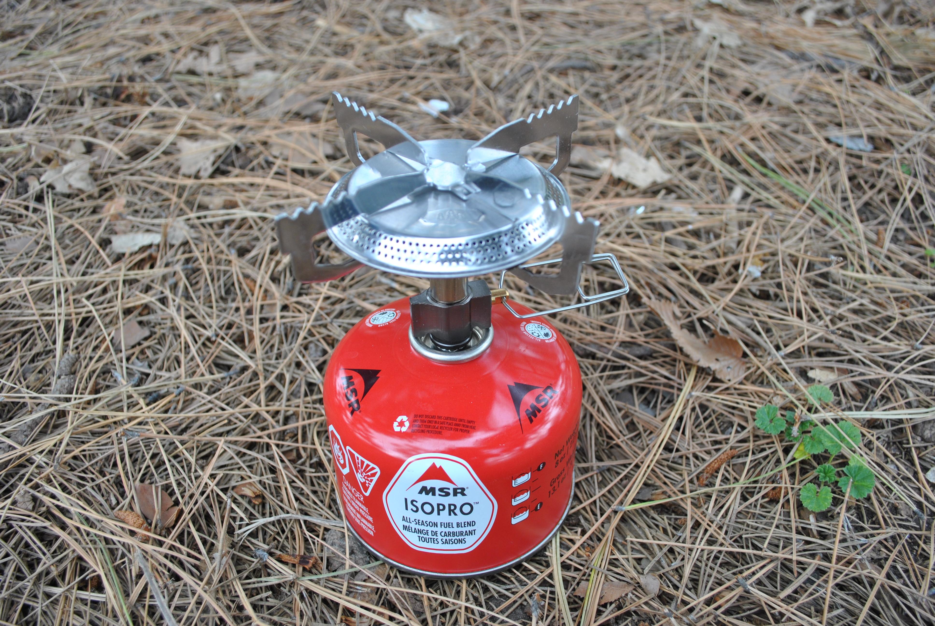 GSI Outdoors Glacier stove