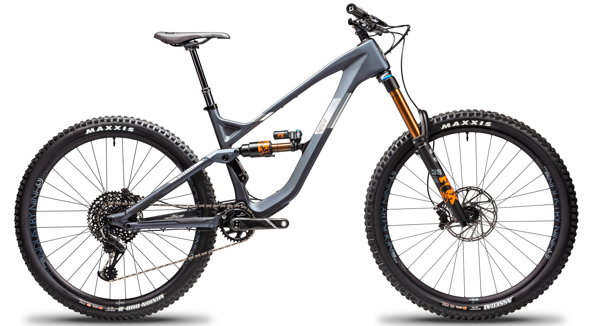 Guerilla Gravity Gnarvana mountain bike