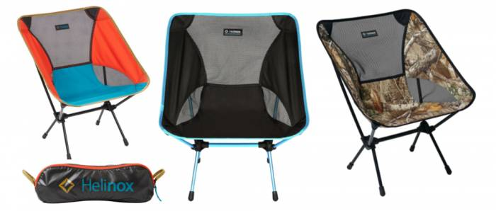 Helinox Camp One Chair Collection