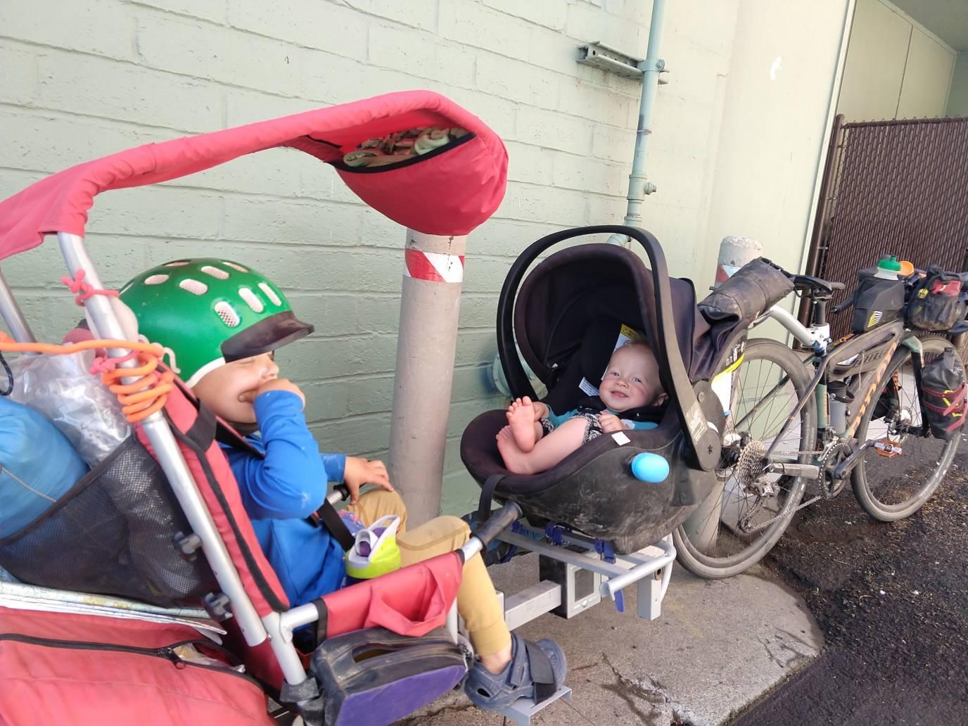 Bikepacking Gear - Family Adventure
