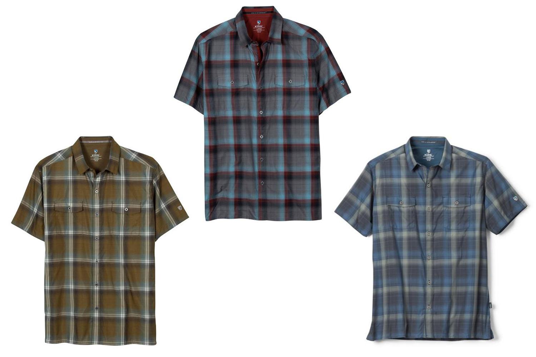 KUHL answer shirt