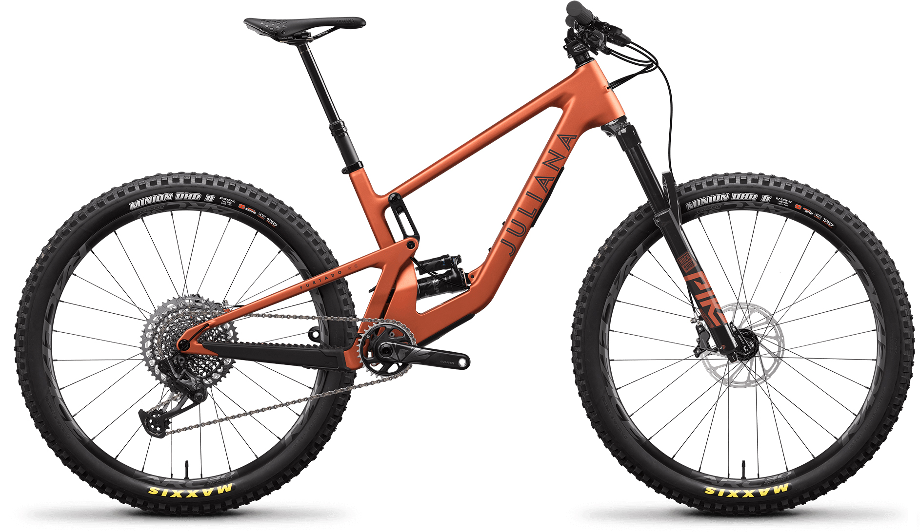 2021 Juliana Furtado mountain bike