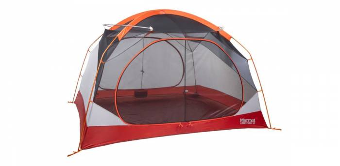 Marmot Limestone 4 Person Car Camping Tent