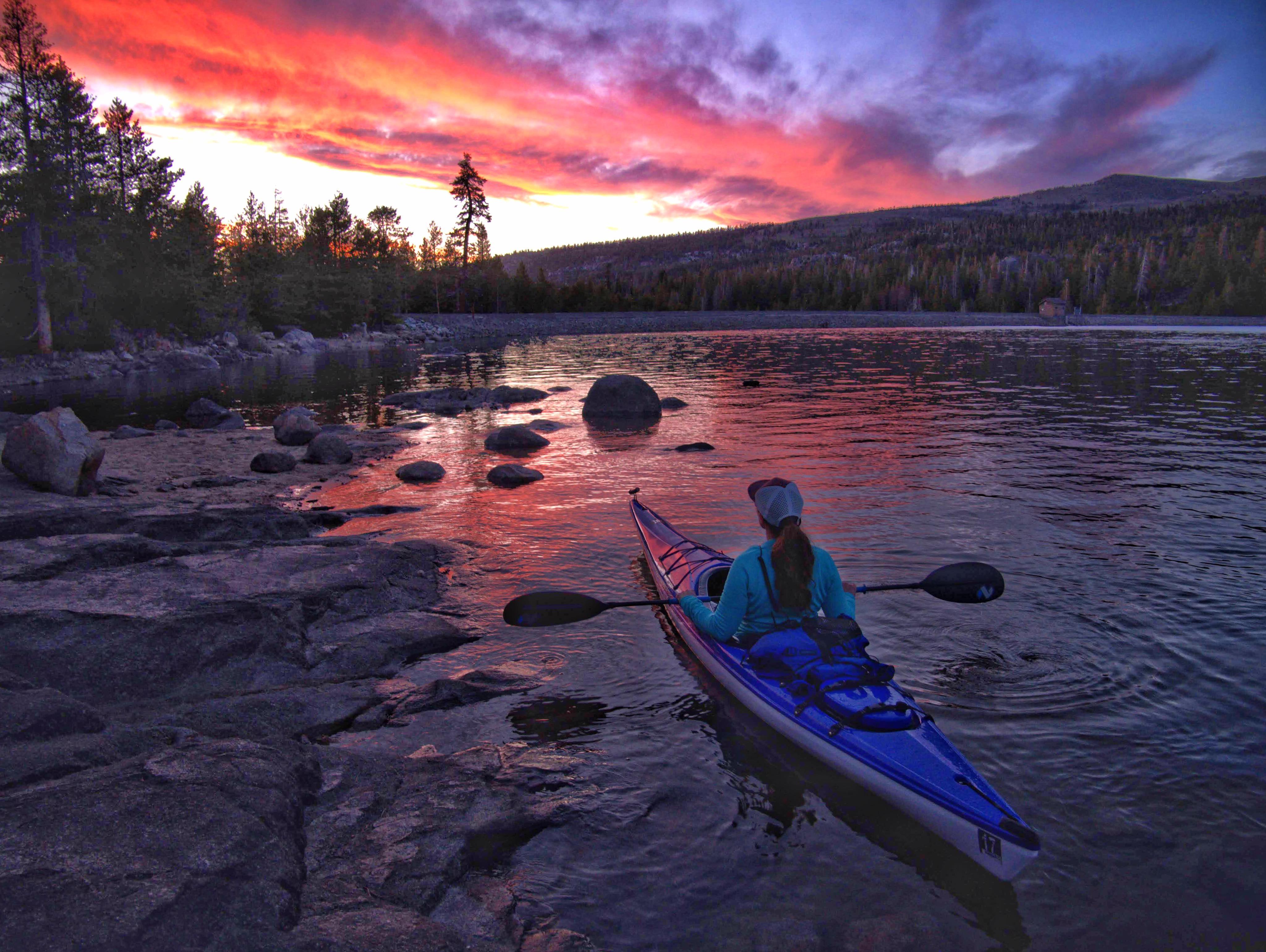 Kayak essential gear