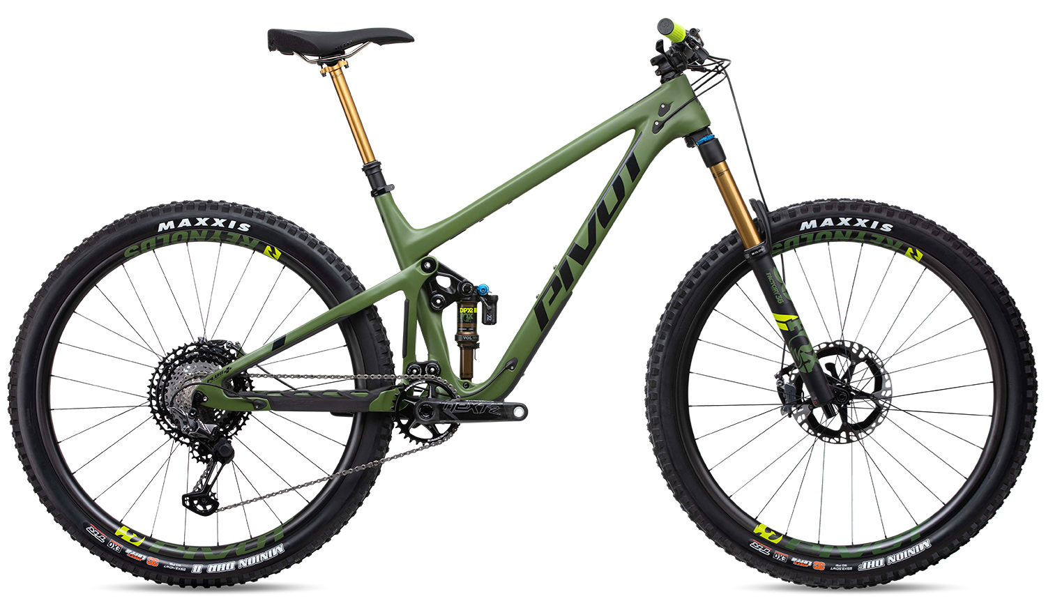 Pivot Switchblade mountain bike