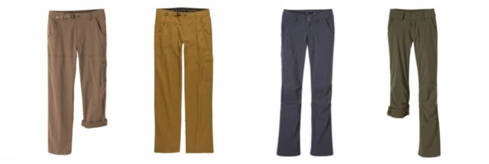 Prana stretch pants sale image