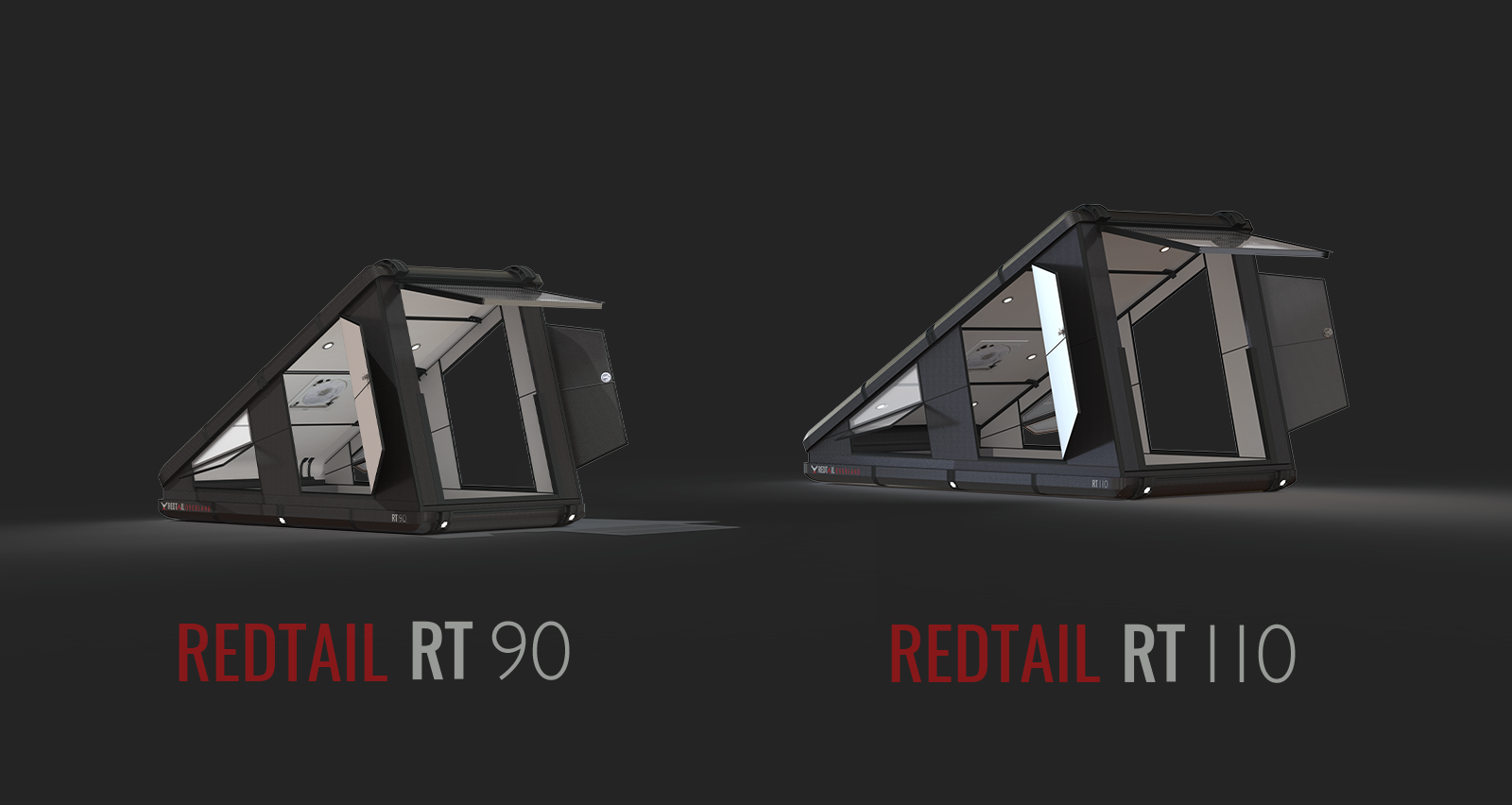 Redtail Overland RTs Open