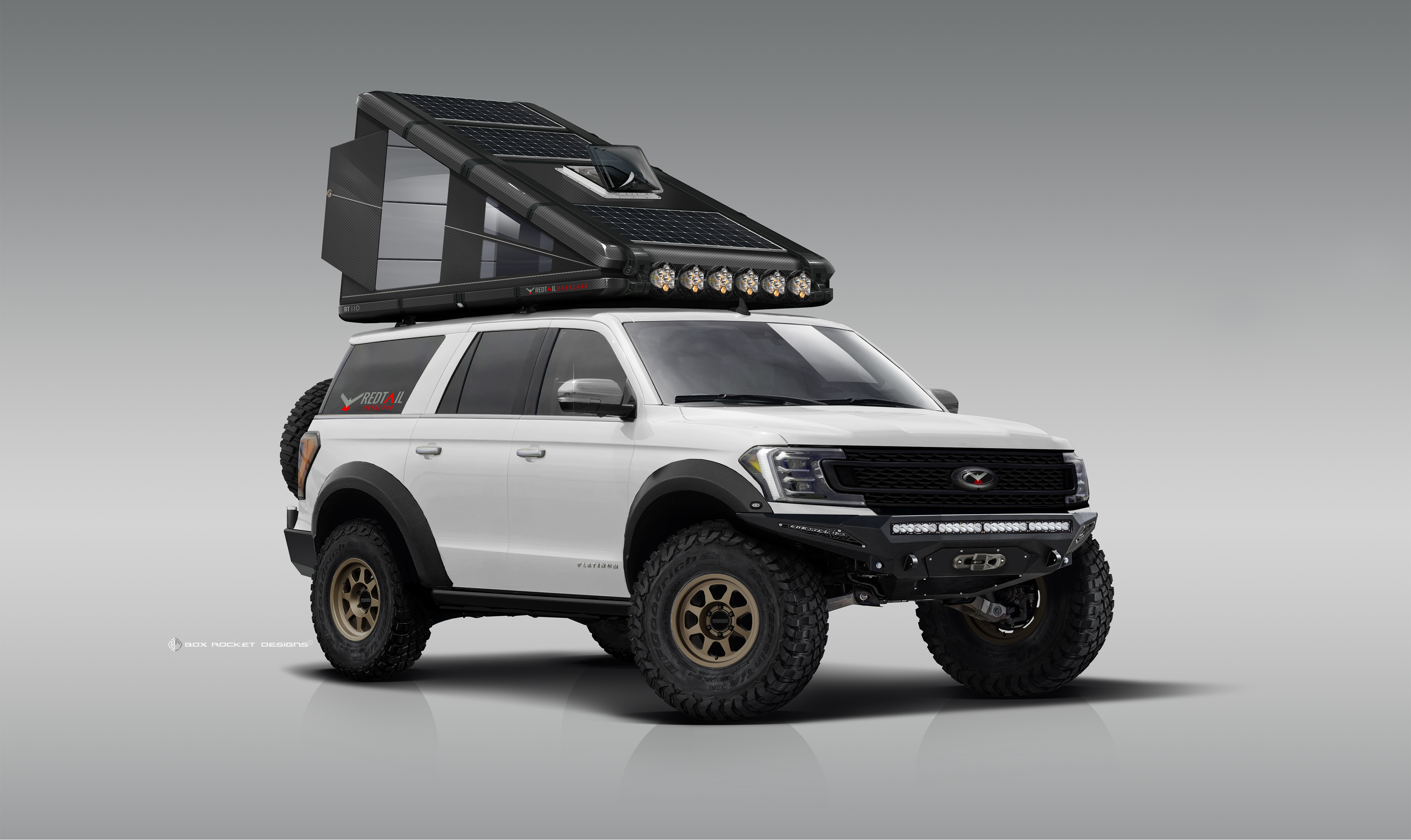 Best Rooftop Camper? Meet the Redtail Overland RT | GearJunkie