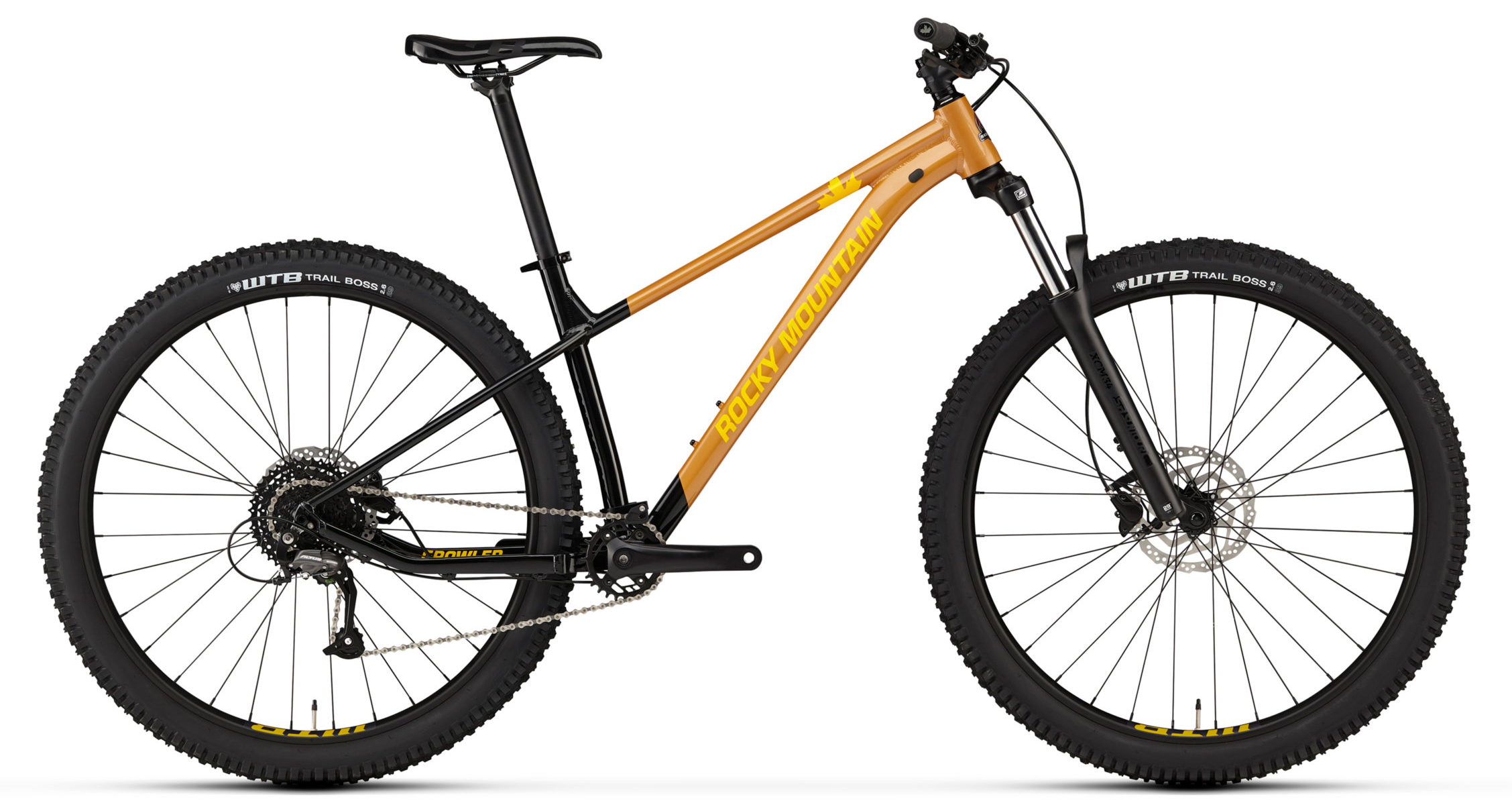 Rocky Mountain Growler 50 mountain bike