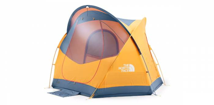 The North Face Homesteady Dome Tent