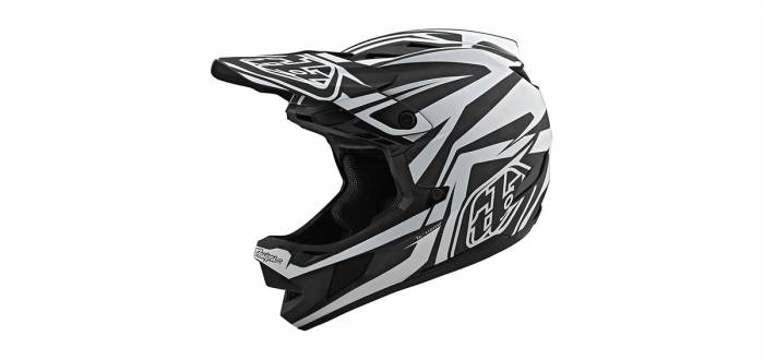 Troy Lee Designs D4 Carbon - Best Full Face Downhill Helmet