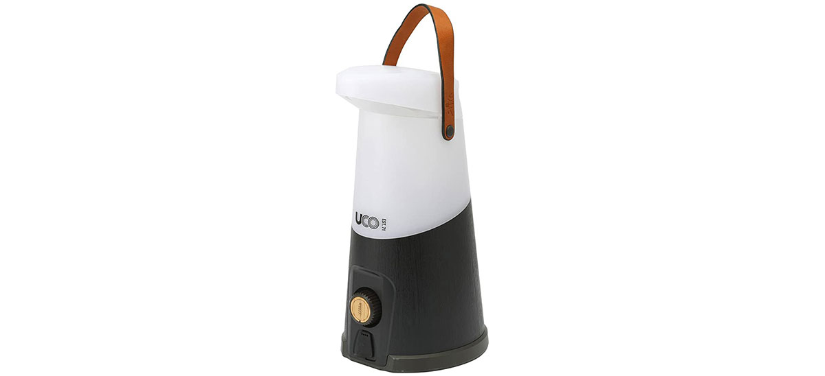 UCO Gear Sitka+ Rechargeable Camping Lantern