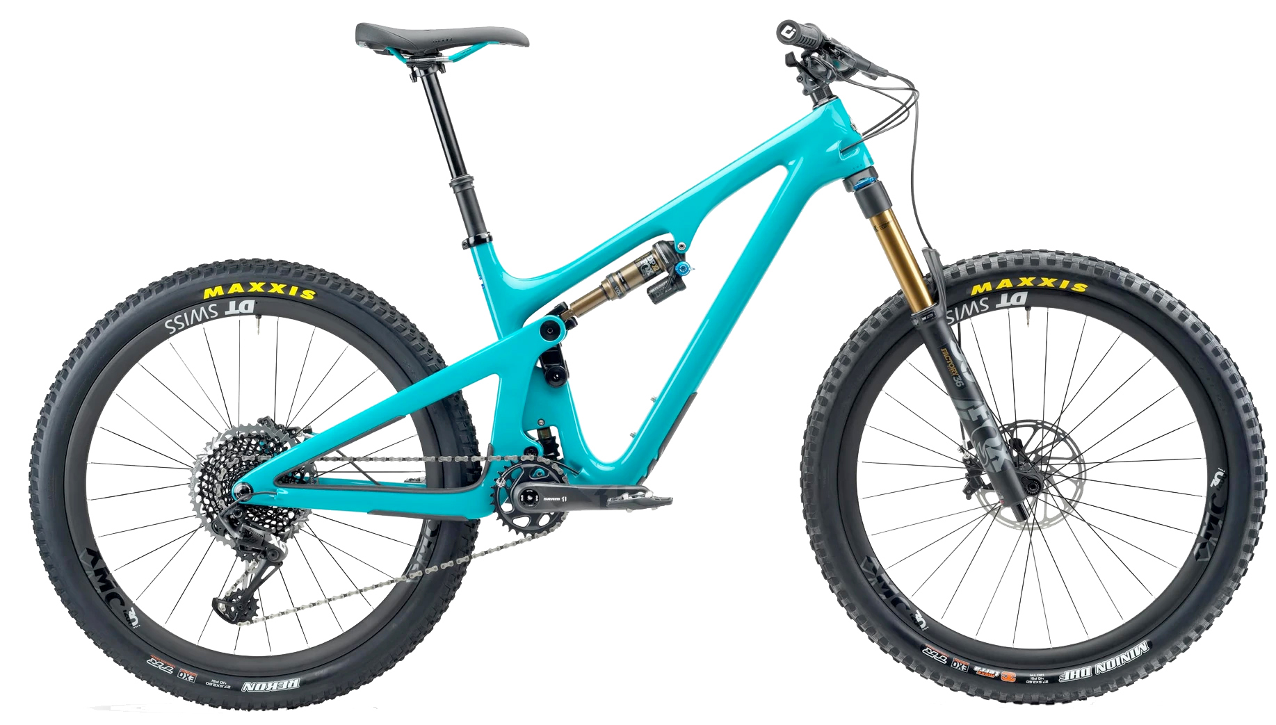 Yeti SB140 mountain bike