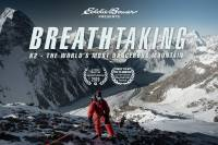 Watch 2 Athletes Climb K2 Without Supplemental Oxygen