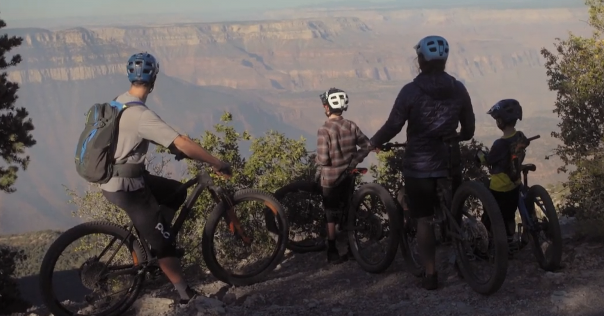 This Family Bike Trip Is The Best Adventure A Dad Could