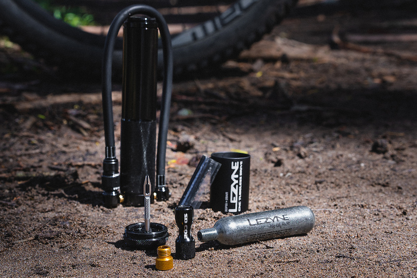 Lezyne tubeless mini pump