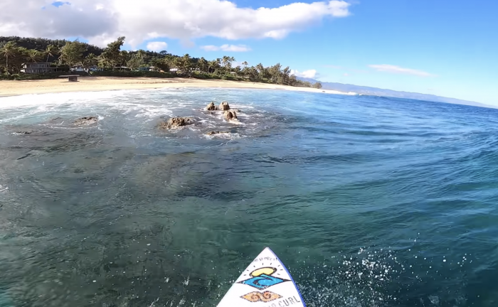 mason ho surfing