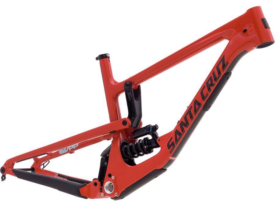 nomad cc carbon frame