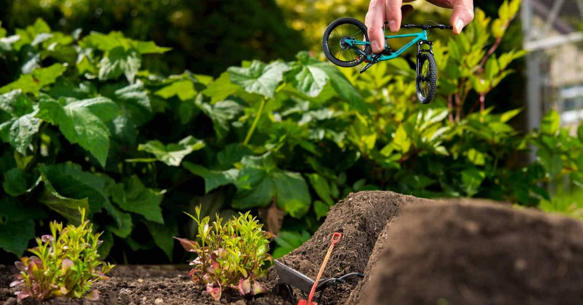 Tiny MTB: Santa Cruz Shreds 'Mini Bike' in Hilarious Teaser | GearJunkie