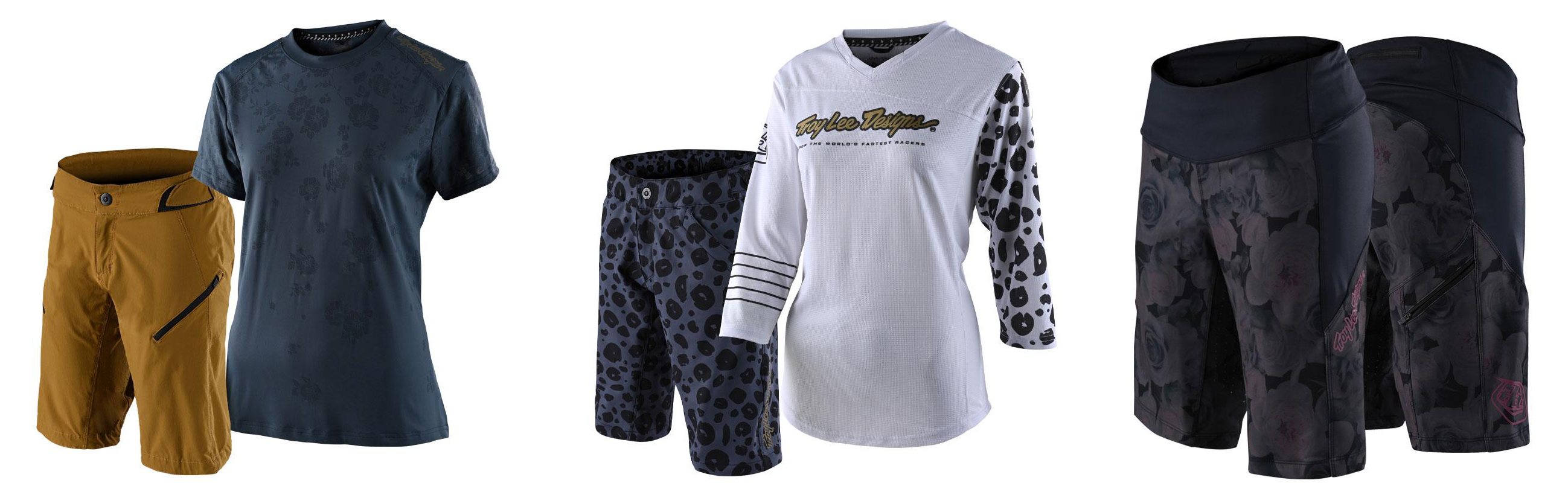 Troy Lee mountain bike apparel