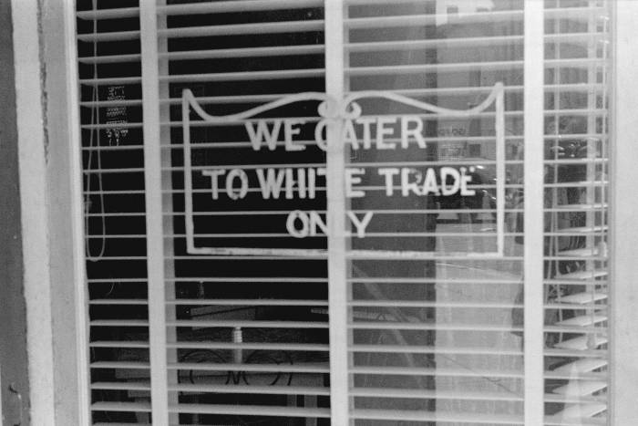 white trade