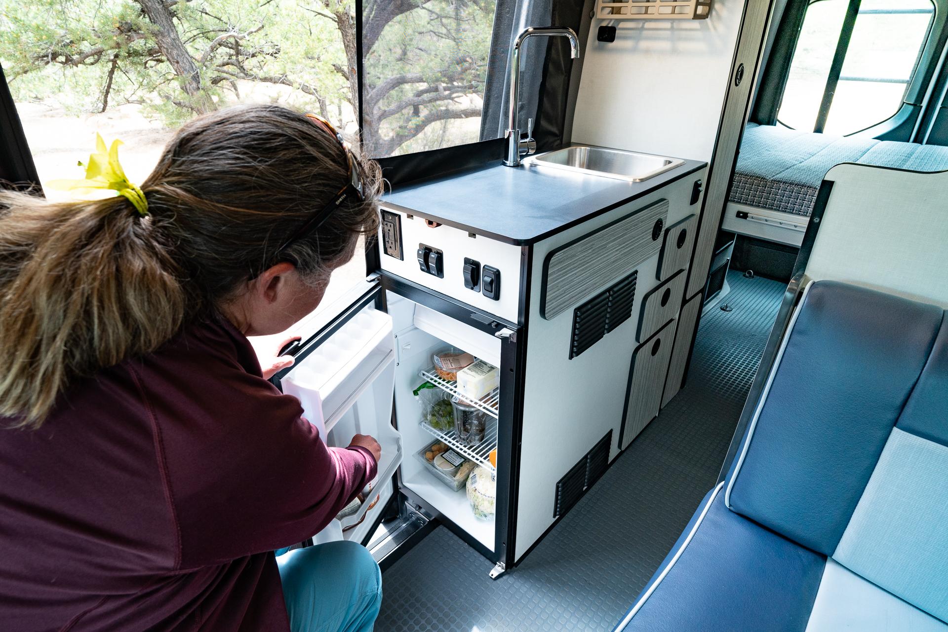 2021 Winnebago Revel 4 U00d74  Inside A  175k Camper