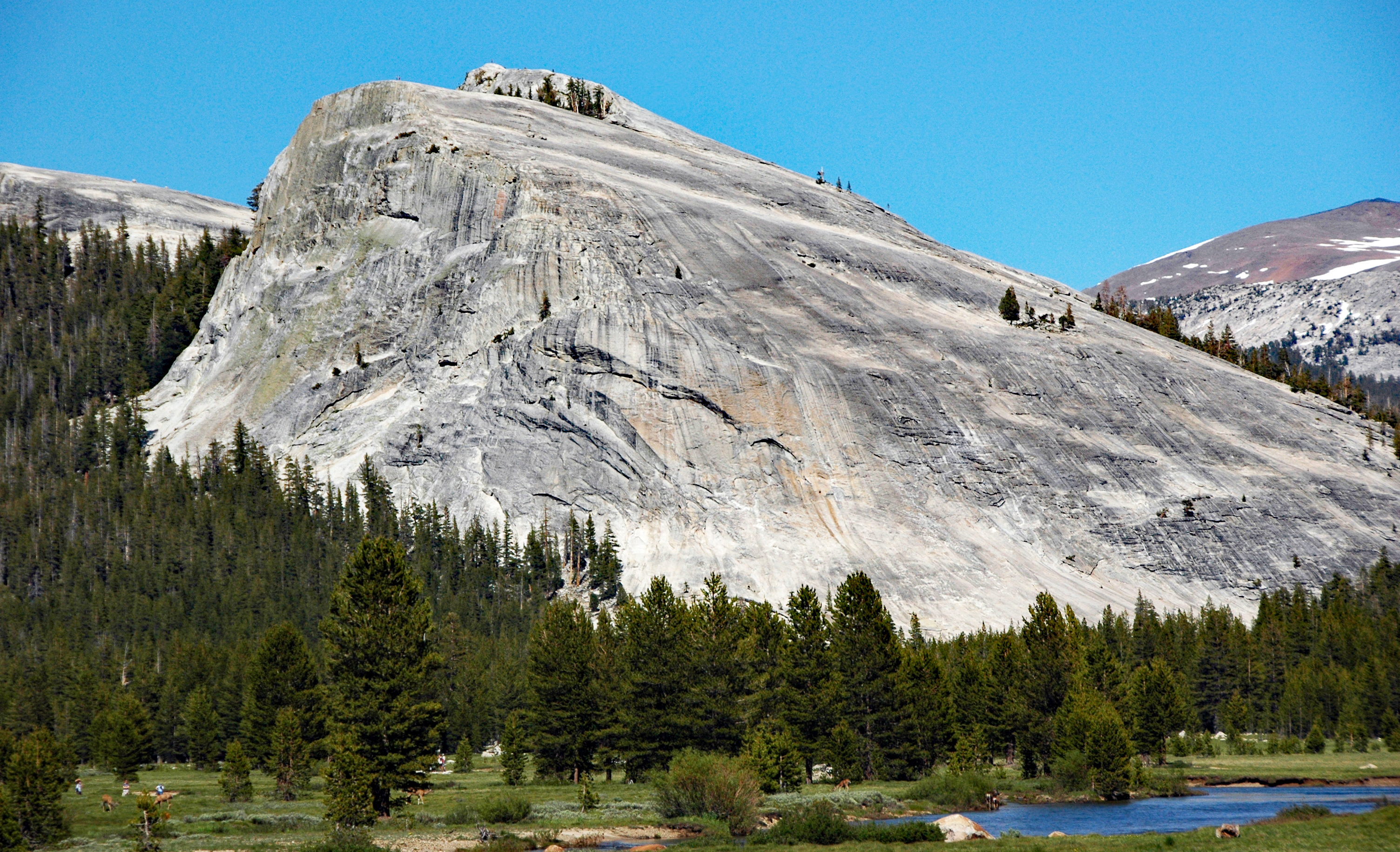 Lembert Dome Yosemite National Park Best Hikes
