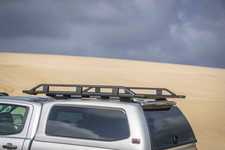 ARB Base Rack Empty Ford Ranger In Dunes