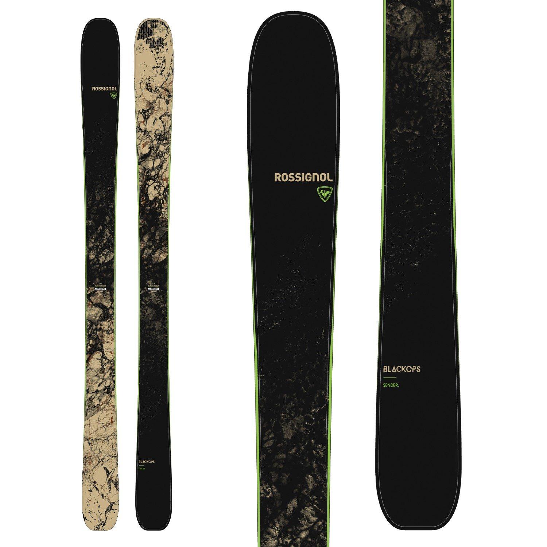 Rossignol Black Ops Sender skis