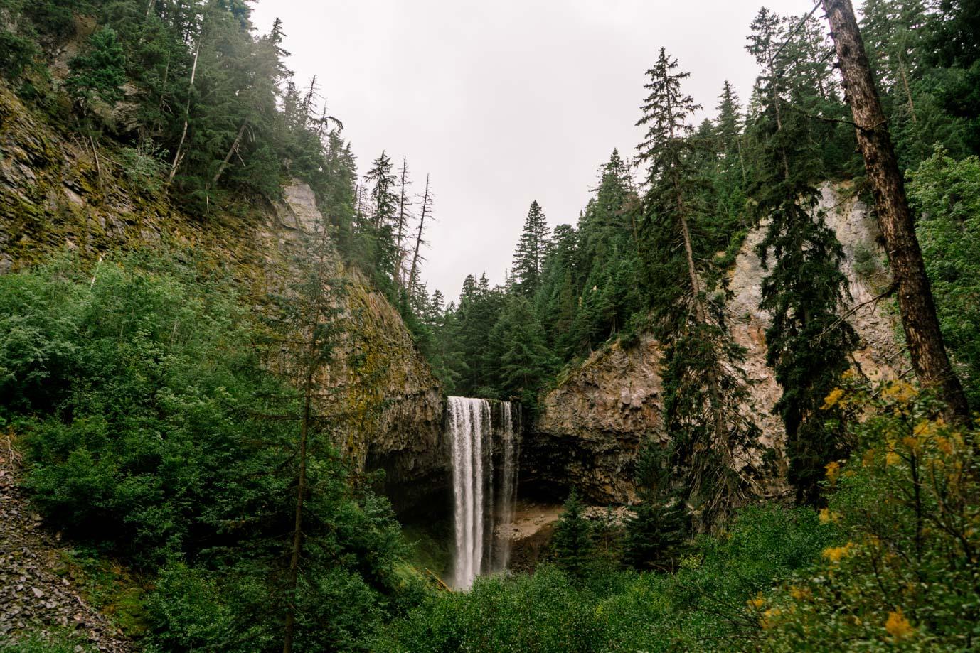 Tamanawas Falls, Portland Best Hikes
