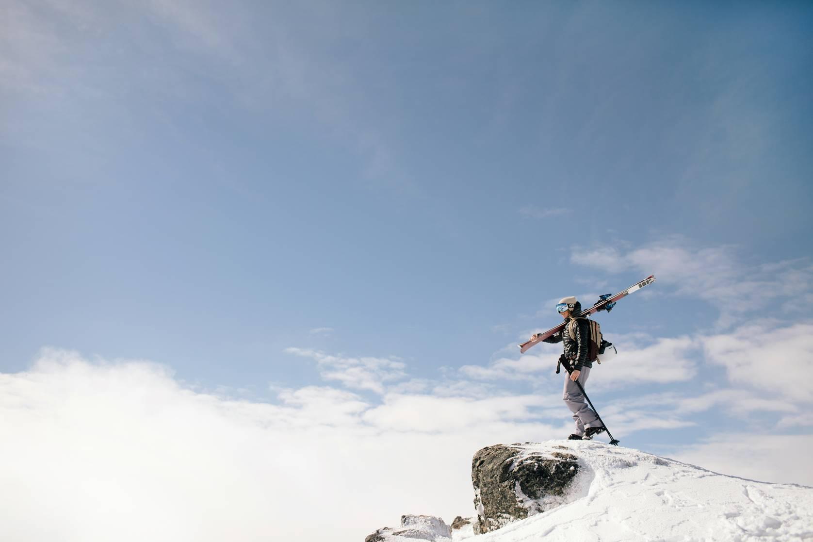 evo, skiing in Whistler