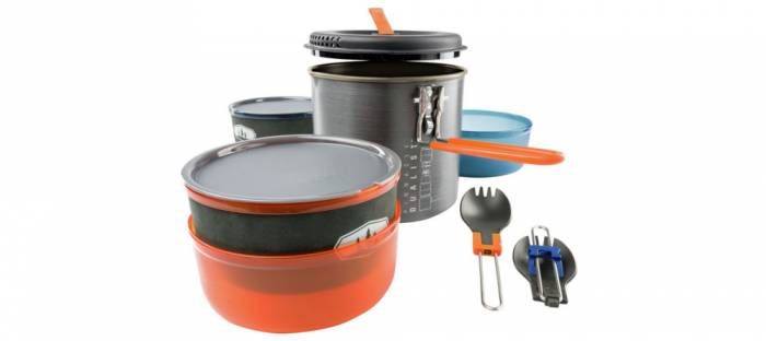 GSI Outdoors pinnacle dualist II cook set