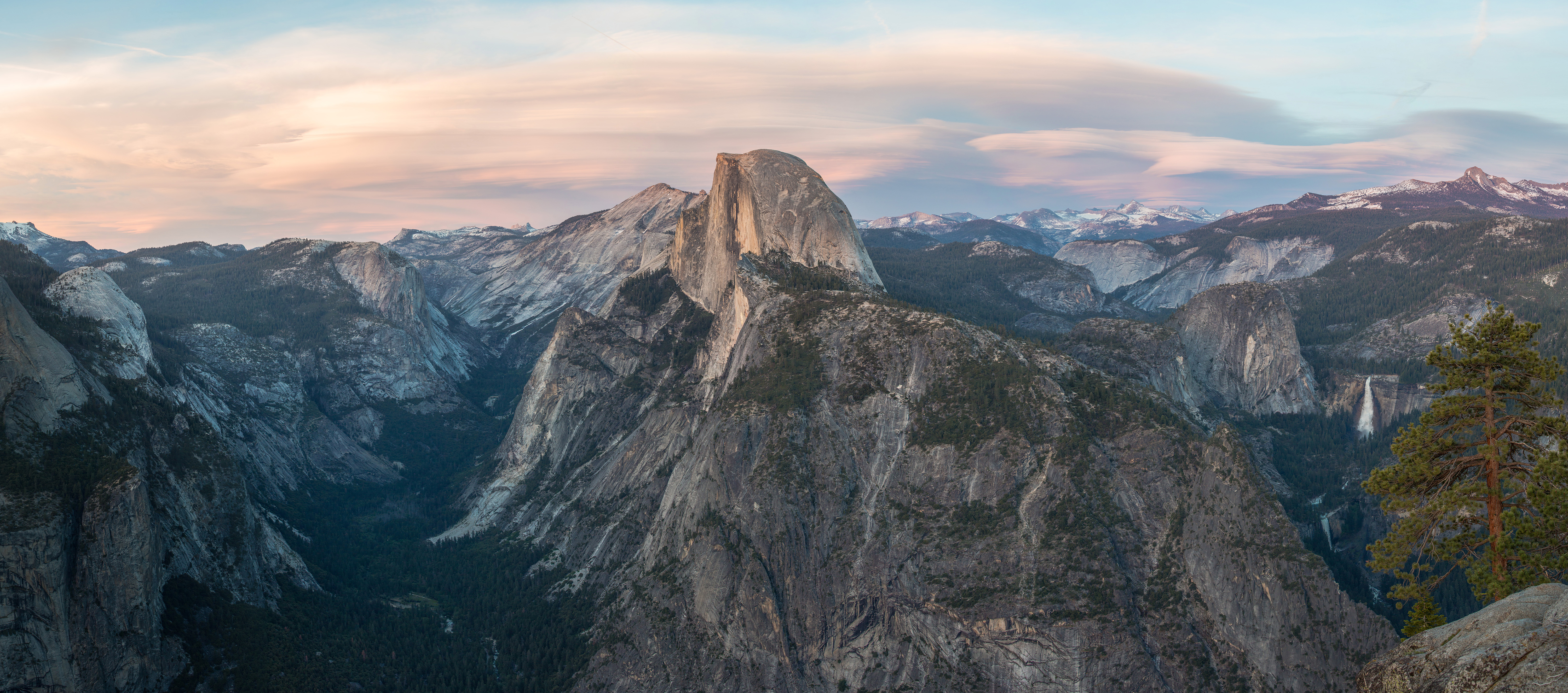 Glacier Point Sunset Yosemite Best Hikes