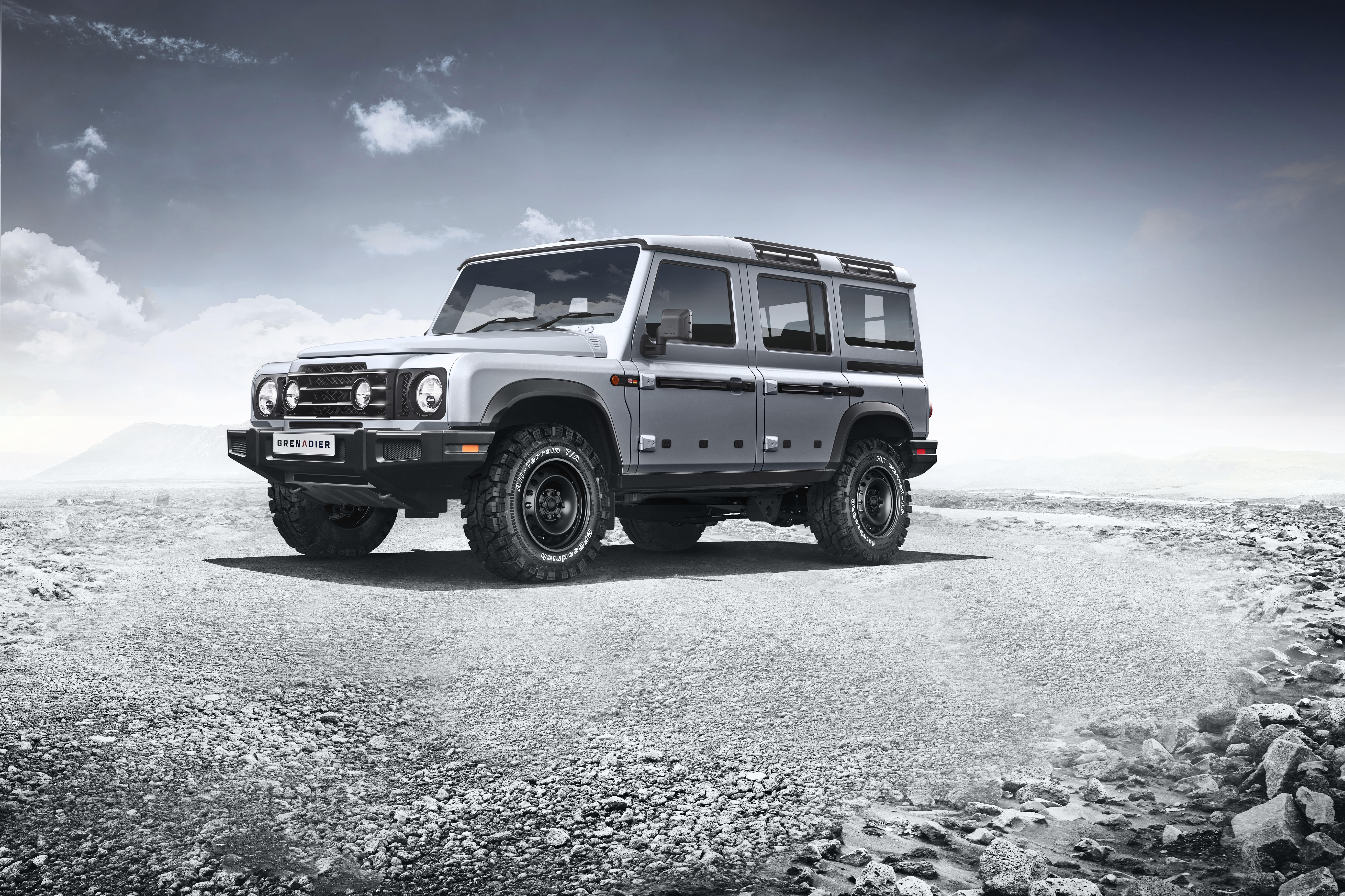 INEOS Grenadier Revealed: The 4×4 SUV We've Been Dreaming About