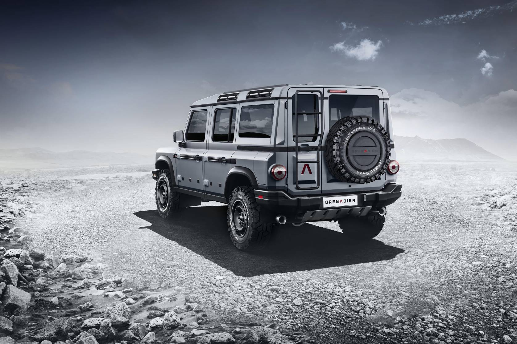 Ineos Grenadier Debuts As A 'Form-Follows-Function' Off-Roader