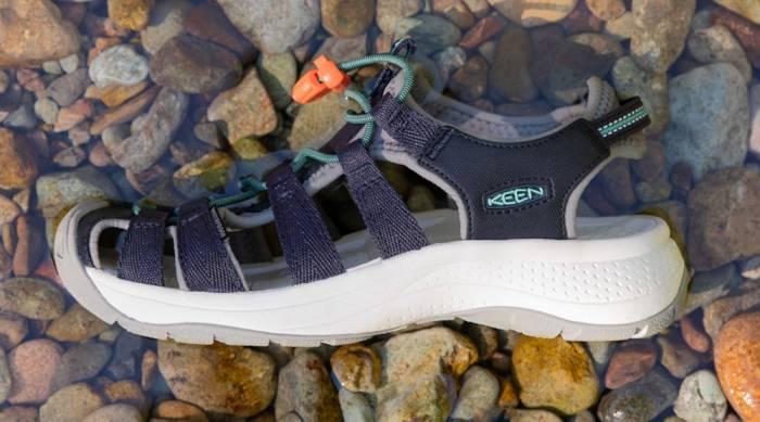 Keen Astoria West hybrid sandal in water