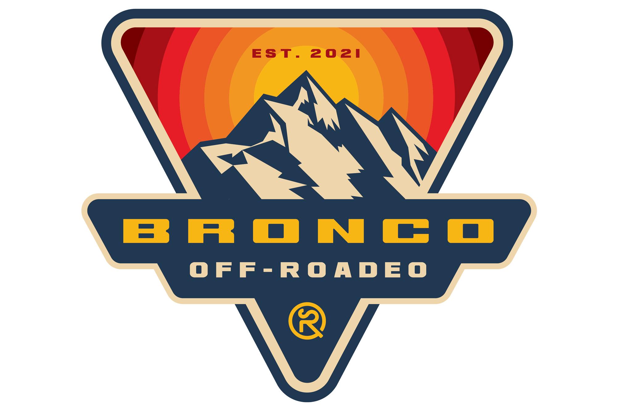 Ford Bronco Off-Roadeo logo