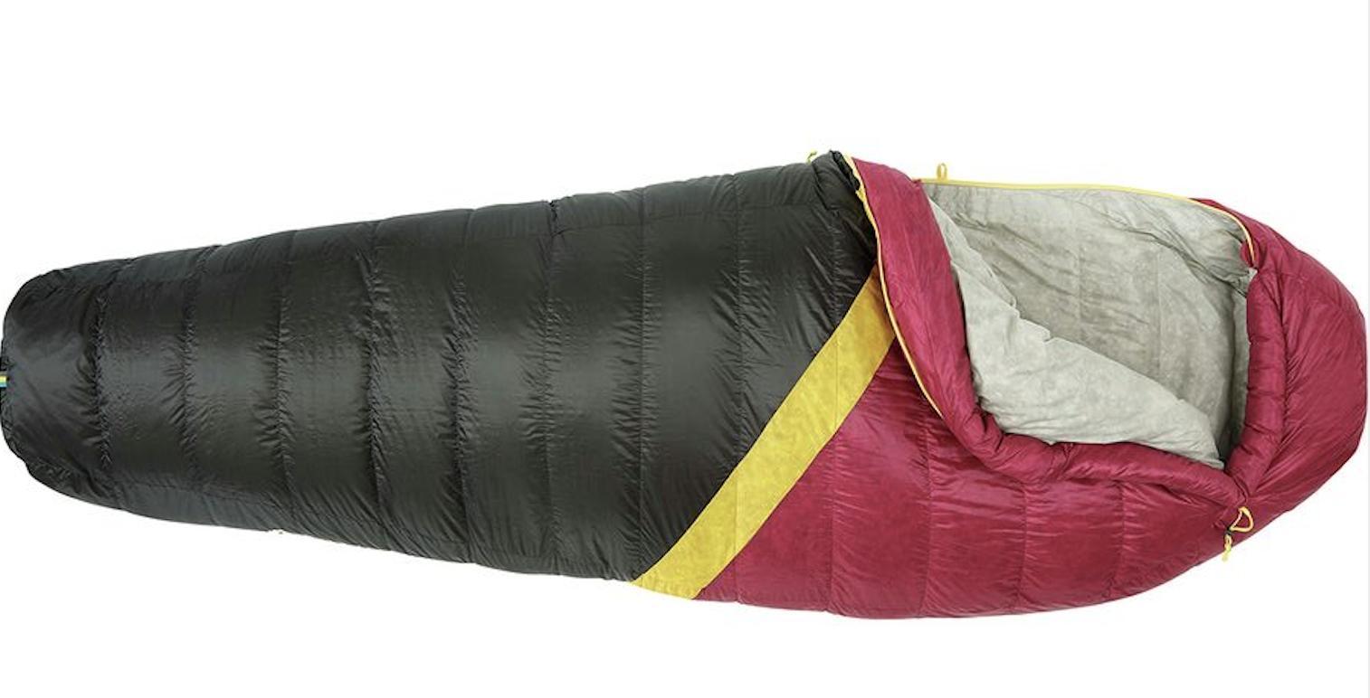 Sierra Designs Nitro 800 Dridown Sleeping Bag: 20F Down