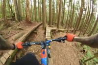 geoff gulevich vancouver BC biking