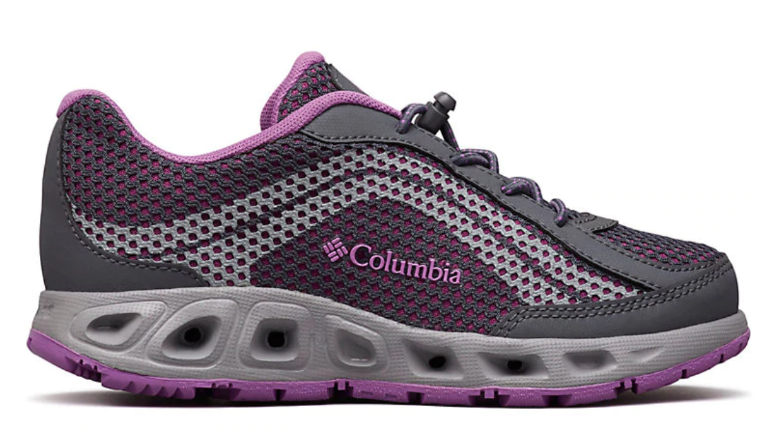 Columbia Little Kids' Drainmaker IV Water Shoe