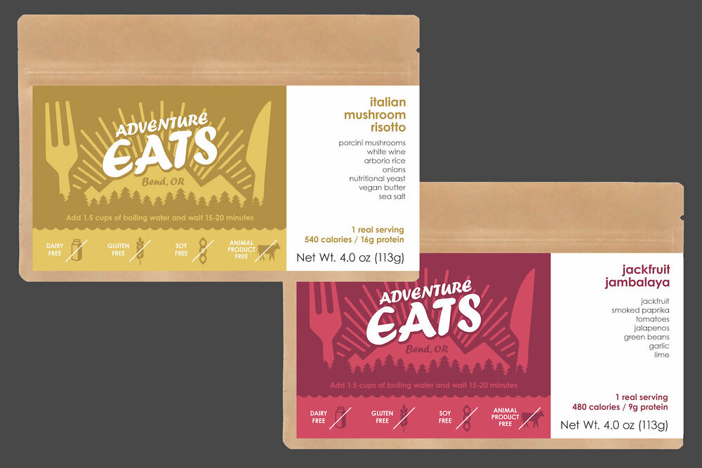 adventure Eats Dehydrated Meals