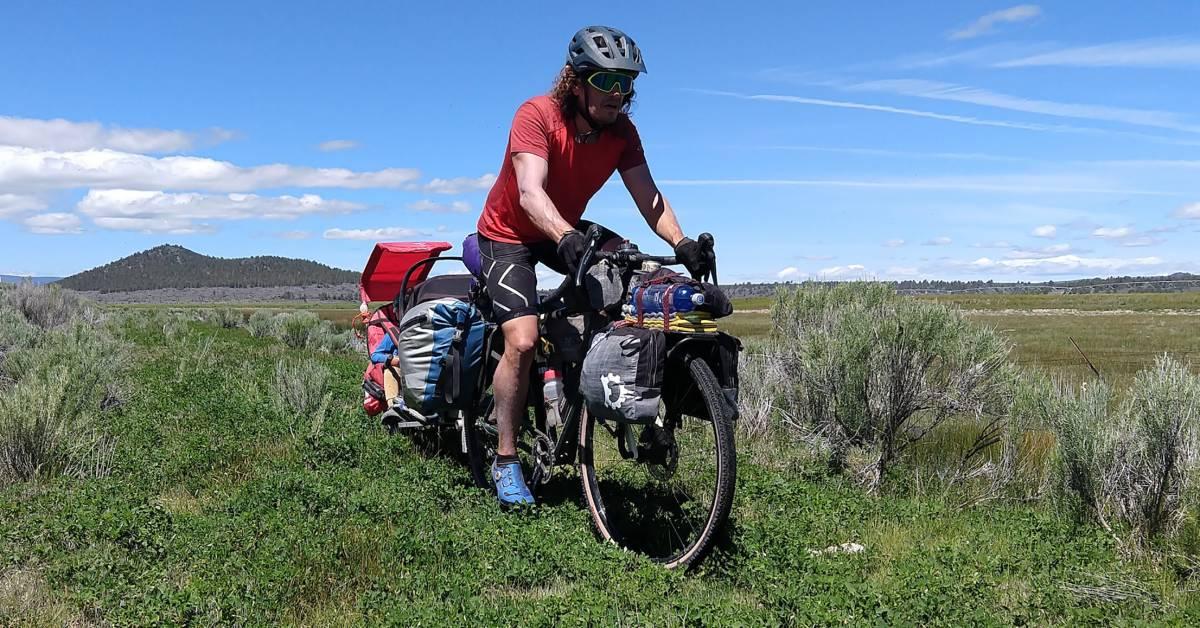Bikepacking With Kids: The Gear I Used | GearJunkie