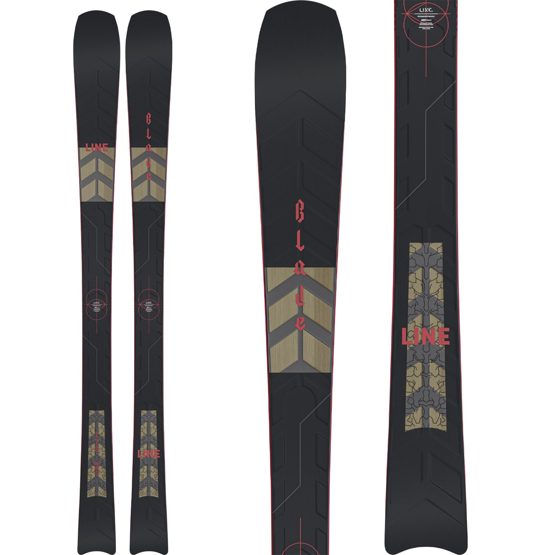 Line Blade skis