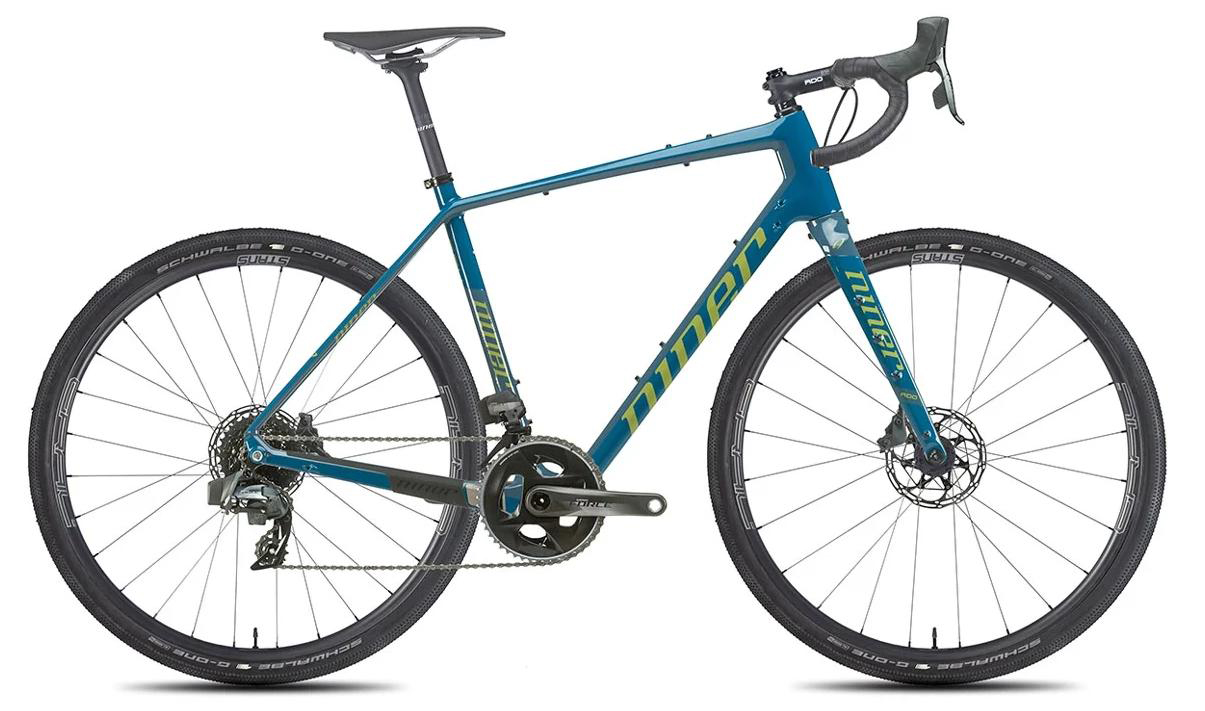 RLT 9 RDO gravel bicycle