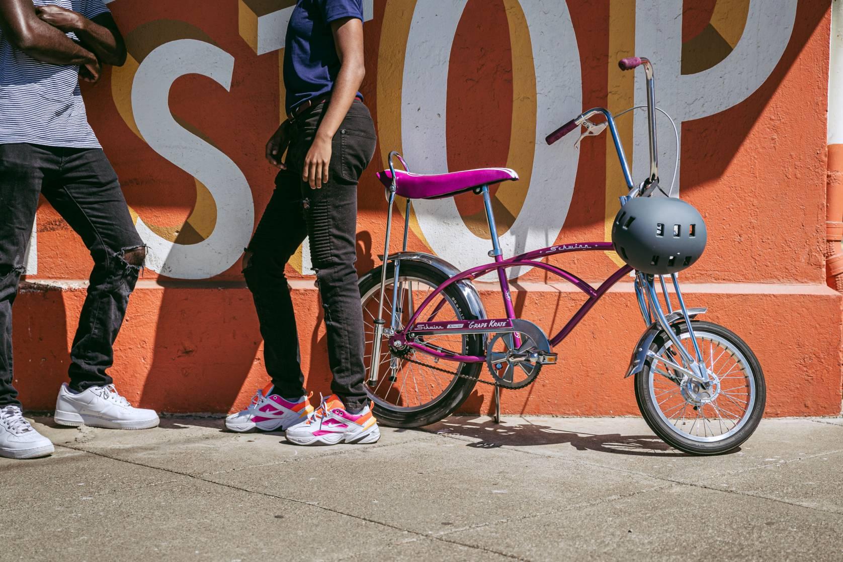Schwinn Grape Krate retro bicycle
